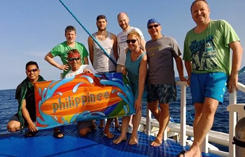 Tauchsafari Philippinen - Leyte