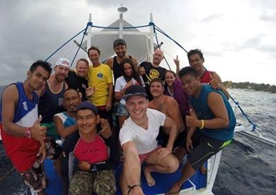 Tauchen Philippinen mit Bernds Tauchsafaris